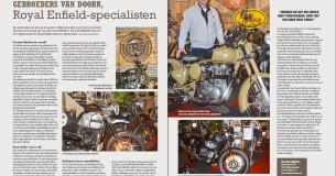 Bedrijvig klassiek:Gebroeders Van Doorn,Royal Enfield-specialisten