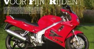 Reportage Honda VFR750F: Voor fijn rijden