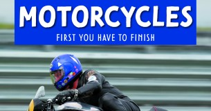 Vers van de pers: Racing classic motorcycles – First you have to finish