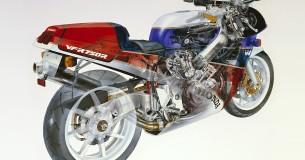 Onderdelen Honda RC30 ook in Europa nieuw leverbaar
